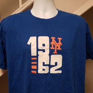 Other - New York Mets 1962 Inaugural Year XL T-Shirt